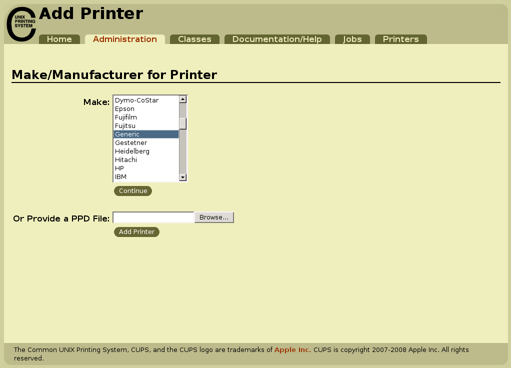 PspoClasses/080708/05_cups_add_printer_manufacter_generic.png