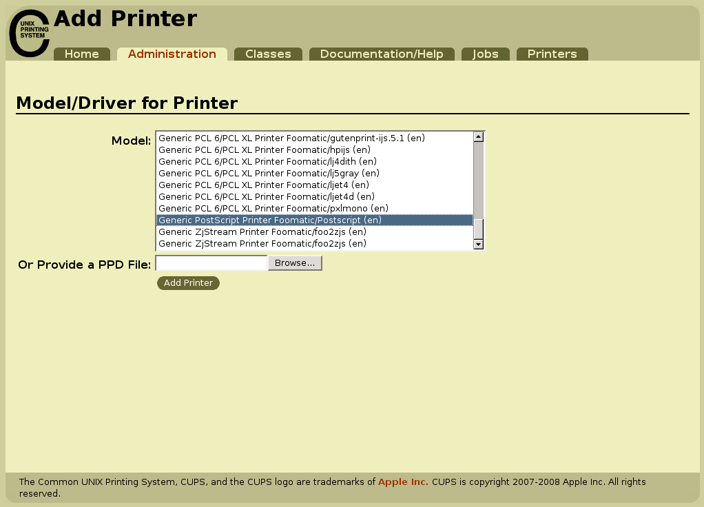 PspoClasses/080708/07_cups_add_printer_model_ps.png